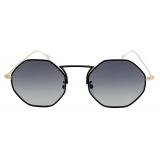 David Marc - EIGHT BKG - Sunglasses - Handmade in Italy - David Marc Eyewear
