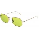 David Marc - G017 G SUN GREEN PHOTOCROMIC - Sunglasses - Handmade in Italy - David Marc Eyewear