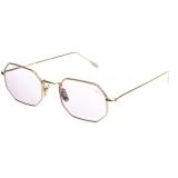 David Marc - G017 G SUN PINK PHOTOCROMIC - Sunglasses - Handmade in Italy - David Marc Eyewear