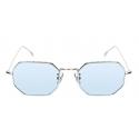 David Marc - G017 R SUN BLU PHOTOCROMIC - Sunglasses - Handmade in Italy - David Marc Eyewear