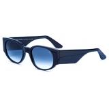 David Marc - JACQUELINE 01 - Black - Sunglasses - Handmade in Italy - David Marc Eyewear