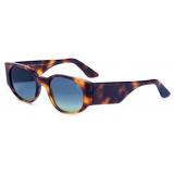 David Marc - JACQUELINE 238 - Havana - Sunglasses - Handmade in Italy - David Marc Eyewear