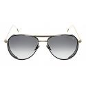 David Marc - G11 BKG - Sunglasses - Handmade in Italy - David Marc Eyewear