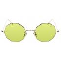 David Marc - G019 G SUN GREEN PHOTOCROMIC - Occhiali da Sole - Handmade in Italy - David Marc Eyewear