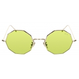 David Marc -G019 G SUN GREEN PHOTOCROMIC - Sunglasses - Handmade in Italy - David Marc Eyewear