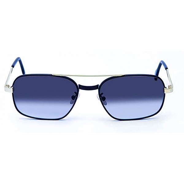David Marc - ROBERT S-BKG - Sunglasses - Handmade in Italy - David Marc Eyewear