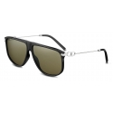 Dior - Sunglasses - CD Link S2U - Silver Black Khaki - Dior Eyewear