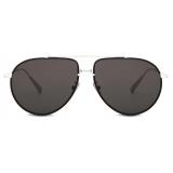 Dior - Sunglasses - DiorBlackSuit AU - Silver Black Gray - Dior Eyewear