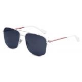 Dior - Sunglasses - Dior180 - Silver Blue - Dior Eyewear