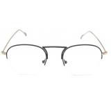 David Marc - HACKMAN BKG - Optical glasses - Handmade in Italy - David Marc Eyewear
