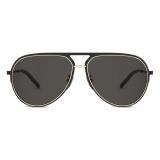 Dior - Sunglasses - DiorEssential A2U - Black Gold - Dior Eyewear