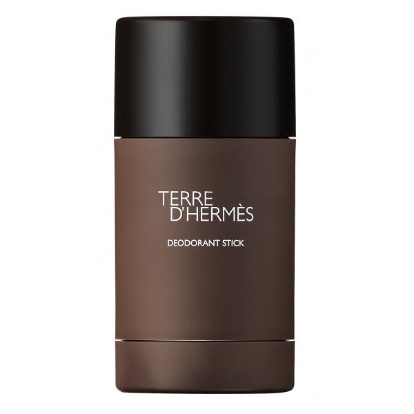 Hermès - Terre d'Hermes - Deodorant Stick - Luxury Fragrances - 75 ml