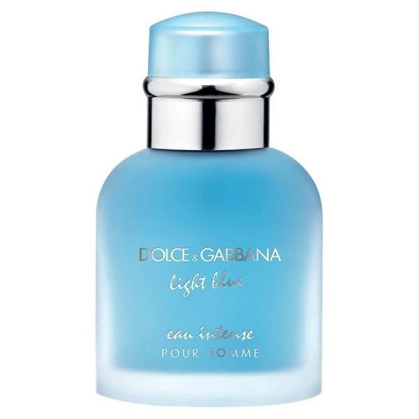 Dolce & Gabbana - Light Blue Eau Intense Pour Homme - Eau de Parfum - Italy - Beauty - Fragrances - Luxury - 50 ml