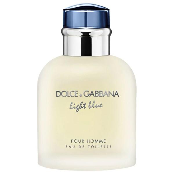Dolce & Gabbana - Light Blue Pour Homme - Eau de Toilette - Italy - Beauty - Fragrances - Luxury - 40 ml