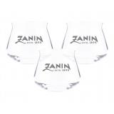 Zanin 1895 - Amarcord - Promo 3 Liqueurs + 6 Teku Spirit Glasses - Cordiale - Liqueur - Spirit of Excellence