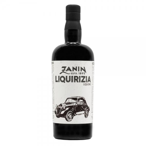 Zanin 1895 - Liquirizia Zanin Liqueur - Licorice - Made in Italy - 25 % vol. - Spirit of Excellence