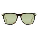 Gucci - Square Sunglasses - Tortoiseshell Green - Gucci Eyewear