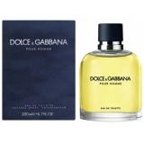 Dolce & Gabbana - Pour Homme - Eau de Toilette - Italy - Beauty - Fragrances - Luxury - 200 ml