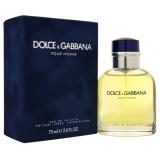 Dolce & Gabbana - Pour Homme - Eau de Toilette - Italy - Beauty - Fragrances - Luxury - 75 ml