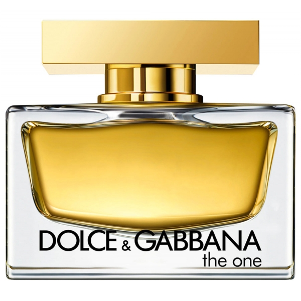 Dolce & Gabbana - The One - Eau de Parfum - Italy - Beauty - Fragrances - Luxury - 75 ml