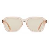 Stella McCartney - Square Sunglasses - Beige Rose - Sunglasses - Stella McCartney Eyewear