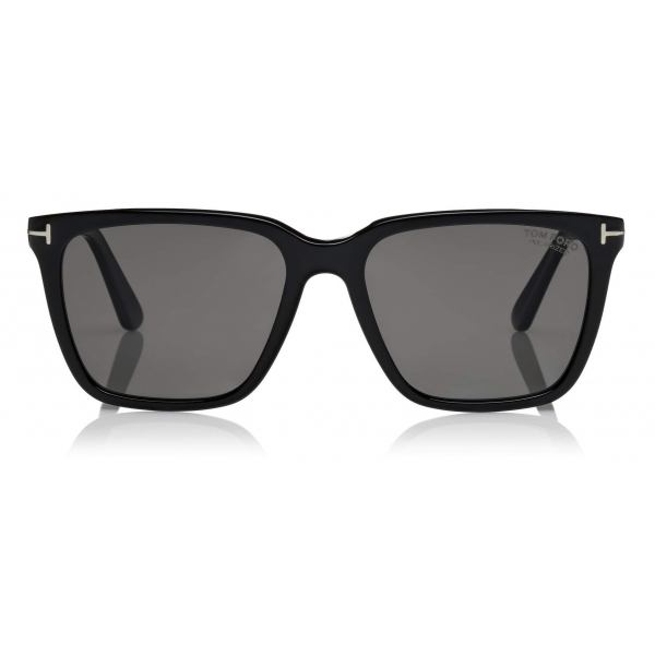 Tom Ford - Garrett Sunglasses - Occhiali da Sole Quadrati - Nero - FT0862 - Occhiali da Sole - Tom Ford Eyewear