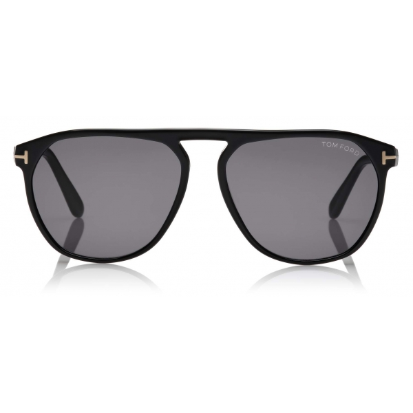 Tom Ford - Jasper Sunglasses - Square Sunglasses - Black - FT0835 - Sunglasses - Tom Ford Eyewear