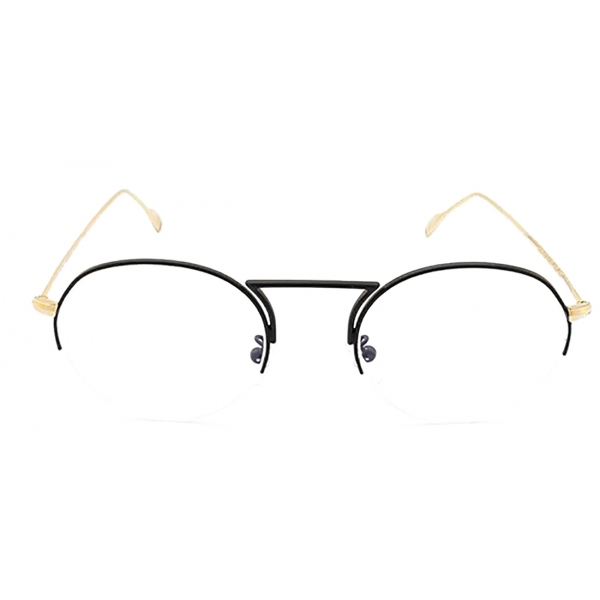 David Marc - WILLIS BKG - Optical glasses - Handmade in Italy - David Marc Eyewear