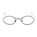 David Marc - MORGAN BKG - Optical glasses - Handmade in Italy - David Marc Eyewear