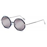 David Marc - LADY G S-BKG - Sunglasses - Handmade in Italy - David Marc Eyewear