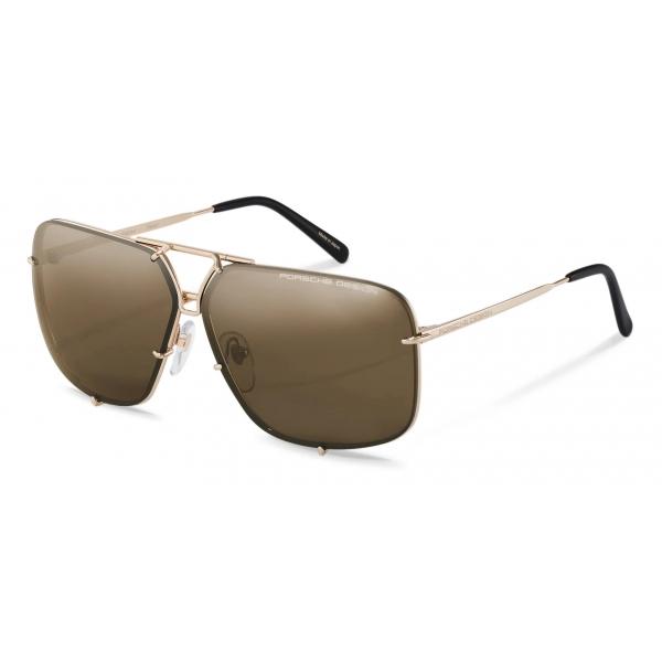 Porsche Design - P´8928 Sunglasses - Gold - Porsche Design Eyewear