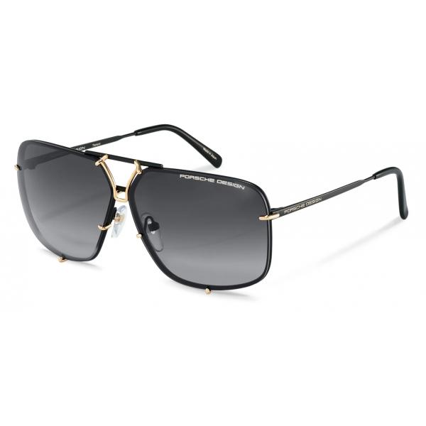 Porsche Design - Occhiali da Sole P´8928 - Nero Oro - Porsche Design Eyewear