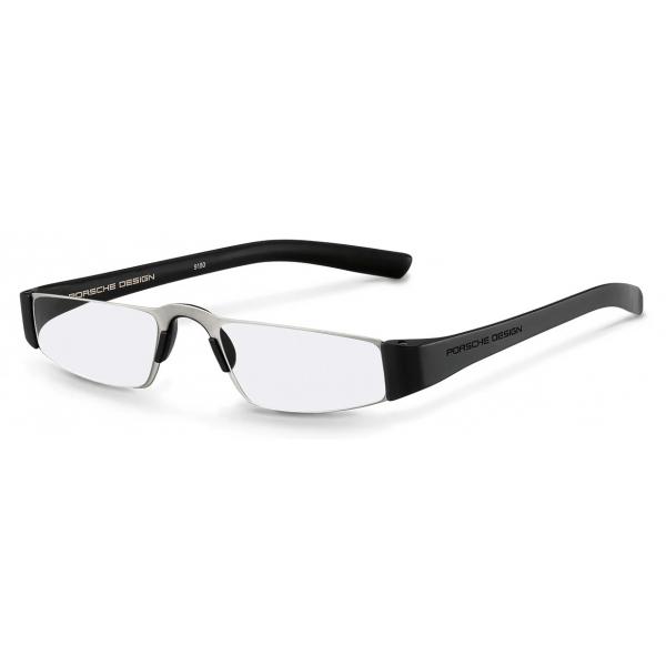 Porsche Design - P´8801 Reading Glasses - Silver Black - Porsche Design Eyewear