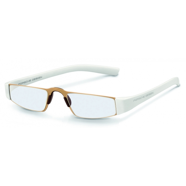 Porsche Design - Occhiali da Lettura P´8801 - Oro Bianco - Porsche Design Eyewear