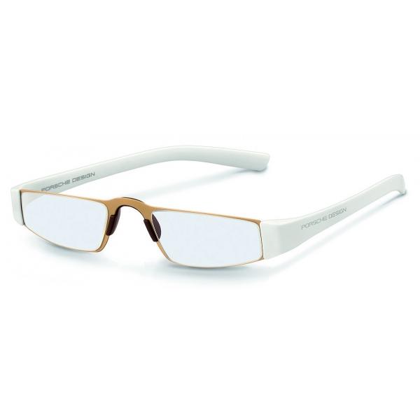 Porsche Design - P´8801 Reading Glasses - Gold White - Porsche Design Eyewear