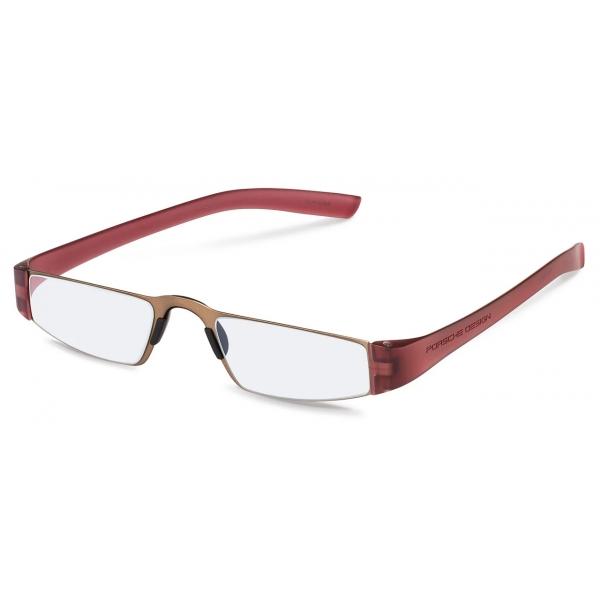 Porsche Design - P´8801 Reading Glasses - Copper - Porsche Design Eyewear