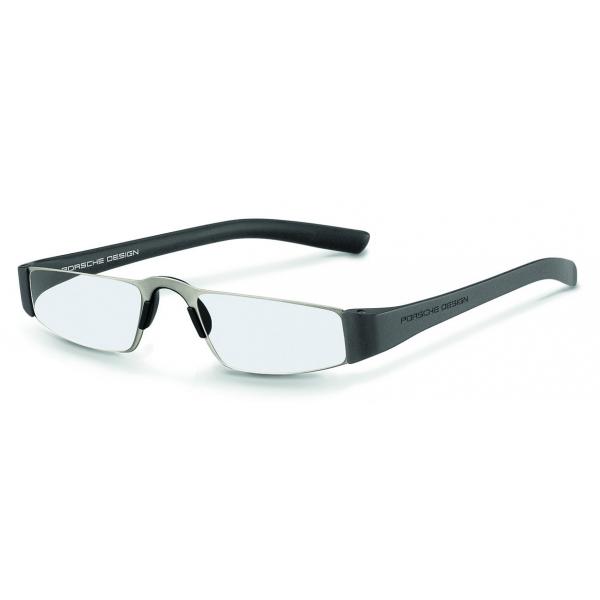 Porsche Design - Occhiali da Lettura P´8801 - Titanio Argento - Porsche Design Eyewear