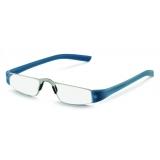 Porsche Design - P´8801 Reading Glasses - Silver Blue - Porsche Design Eyewear