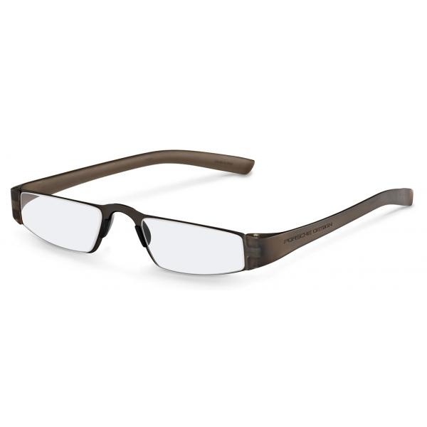 Porsche Design - P´8801 Reading Glasses - Brown - Porsche Design Eyewear