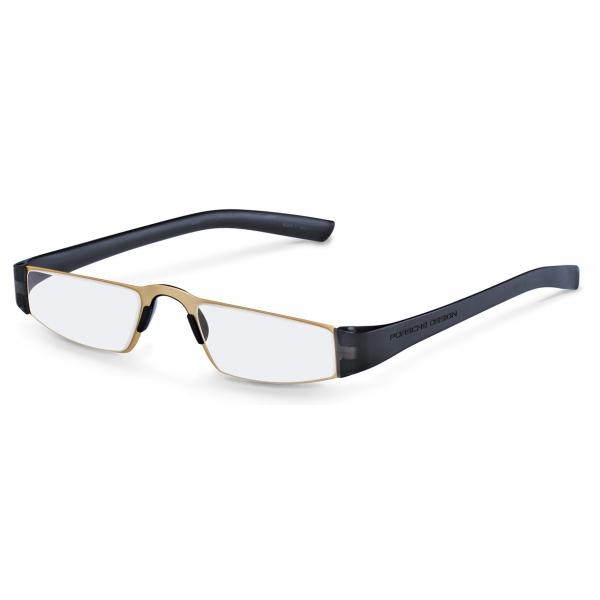 Porsche Design - P´8801 Reading Glasses - Gold - Porsche Design Eyewear