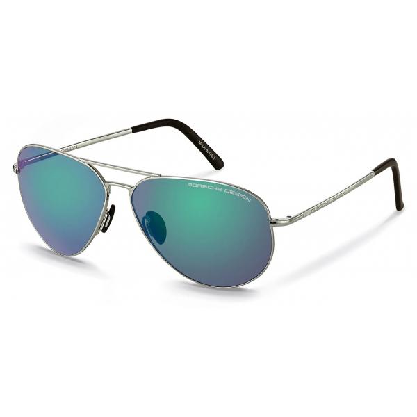 Porsche Design - Occhiali da Sole P´8508 - Palladio Blu Argento - Porsche Design Eyewear