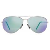 Porsche Design - P´8508 Sunglasses - Palladium Blue Silver - Porsche Design Eyewear