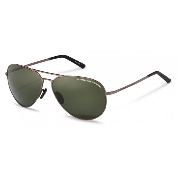 Porsche Design - Occhiali da Sole P´8508 - Marrone Verde - Porsche Design Eyewear