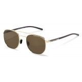 Porsche Design - P´8695 Sunglasses - Gold - Porsche Design Eyewear