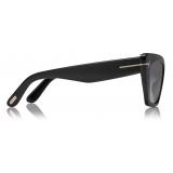 Tom Ford - Wyatt Sunglasses - Square Sunglasses - Black - FT0871 - Sunglasses - Tom Ford Eyewear