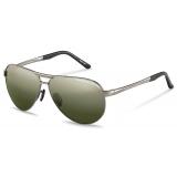 Porsche Design - P´8649 Sunglasses - Gun - Porsche Design Eyewear