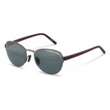 Porsche Design - P´8677 Sunglasses - Gun - Porsche Design Eyewear