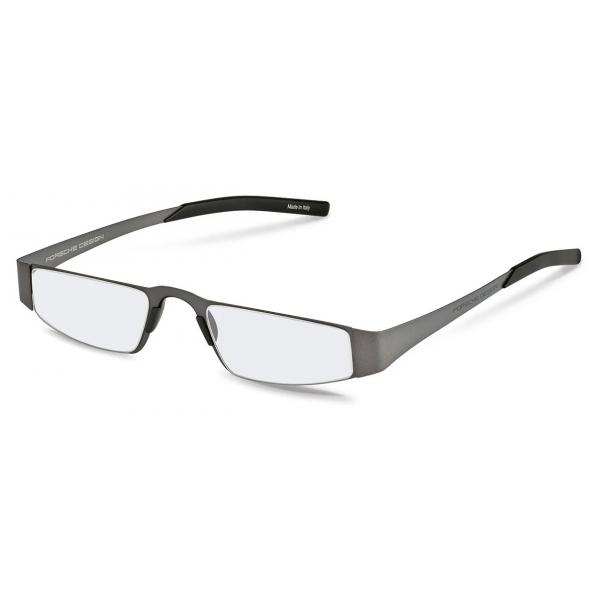 Porsche Design - P´8811 Reading Glasses - Gun - Porsche Design Eyewear
