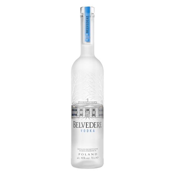 Belvedere - Vodka Pure - Magnum - Illuminator - Superpremium Vodka - Luxury Limited Edition - 1,75 l