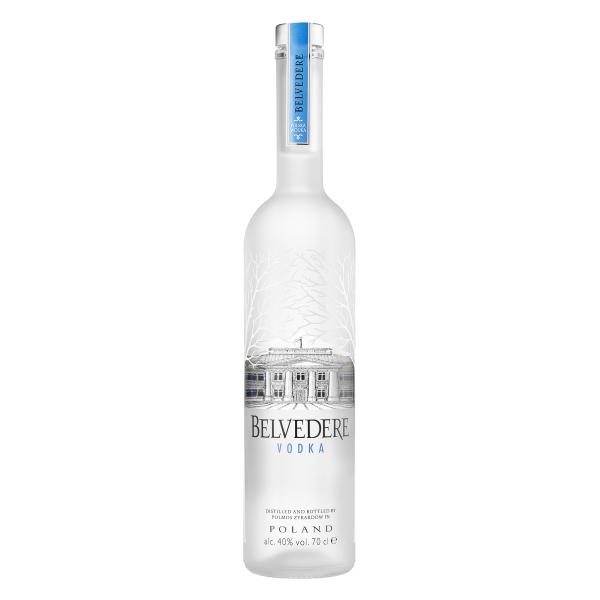 Belvedere - Vodka Pure - Superpremium Vodka - Luxury Limited Edition - 750 ml